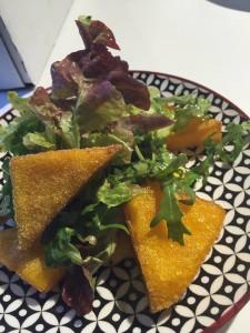 test polenta zucca BeO 1