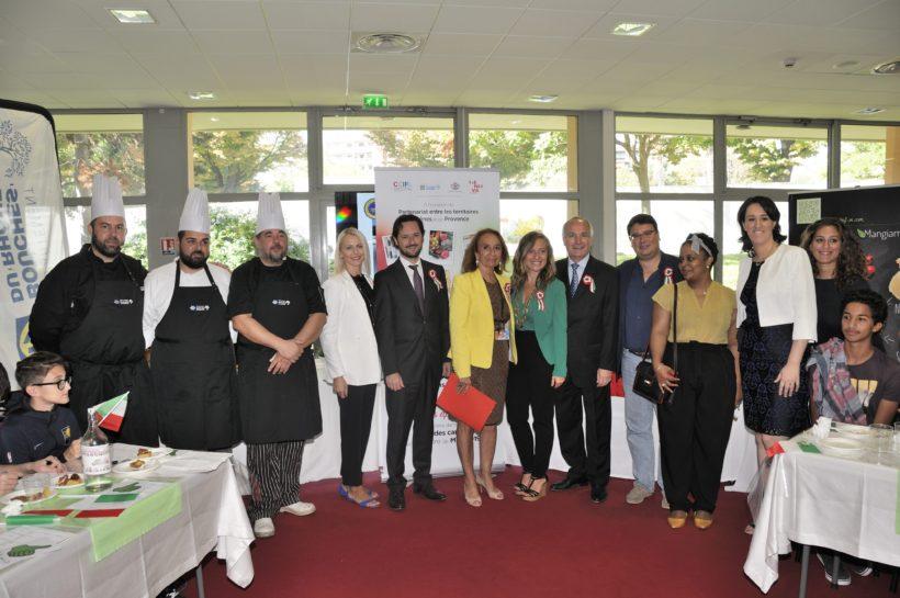 Marsiglia Chanot: lo chef Michel Basaldella per una cucina sana, etica, ecologica