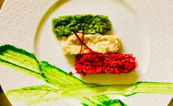 Conference cuisine Risotto avec Michel Basaldella