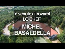 Intervista allo chef Michel Basaldella